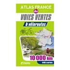 Atlas France voies vertes et véloroutes