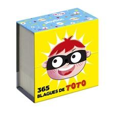 Calendrier 365 blagues de Toto