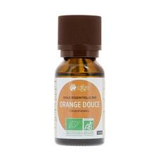 Huile essentielle bio* orange douce