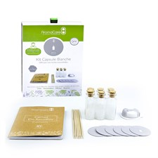 Kit capsule blanche pour AromaCare