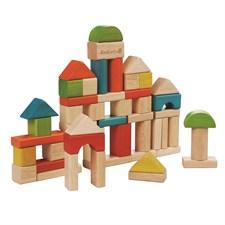 Seau de 50 pièces en bois