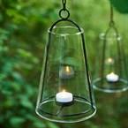 Lanterne bougie chauffe-plat