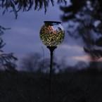 Sphère solaire éclats célestes