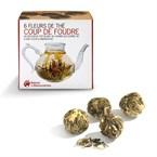 Fleurs de thé coup de foudre