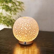 Lampe sensitive diffuseur de parfum