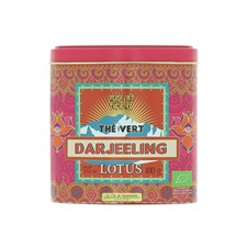 Thé vert Bio Darjeeling - fleur de lotus