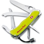 Couteau suisse victorinox rescue tool on