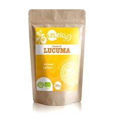 Poudre de lucuma bio du pérou (250g)