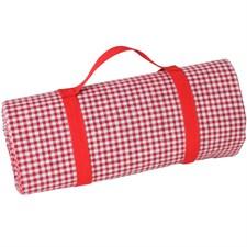 Nappe pique-nique vichy rouge (280x 140)