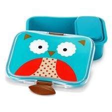 Lunch-box zoo - hibou