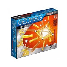 Geomag colors 30 pieces