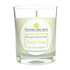 Bougie parfumée au ylang-ylang