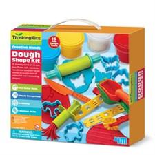 Dough shape kit 4m-set pâte à modeler