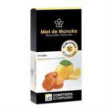 Pastilles miel de manuka et citron - boî