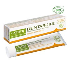 Dentargile sauge - dentifrice bio genciv