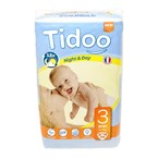 Tidoo - 56 couches (t3) - 4/9kg
