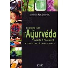 Livre 'le grand livre de l'ayurvéda', ch