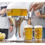 Distributeur de bières réfrigérant