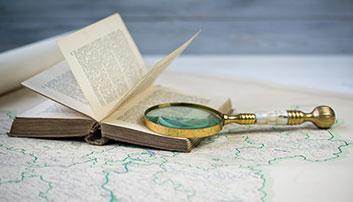 Librairie voyage et randonnée